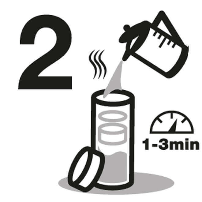 Glastrinkflaschen Anleitung 2